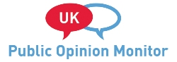 UK Public Opinion Monitor logo