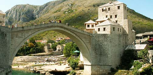 Image of Stari Most (Old Bridge), Bosnia and Hertegovia