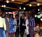 Alumni reception in Malawi 2015
